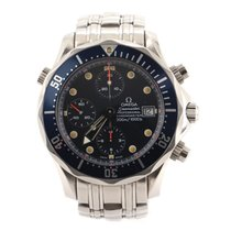 Omega N/A Steel 2000 Seamaster Diver 300 M 42mm pre-owned United States of America, New York, New York