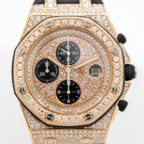Audemars Piguet Royal Oak Offshore Chronograph Pозовое золото 42mm Золотой Aрабские