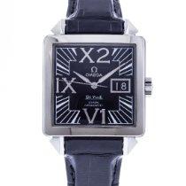Omega De Ville X2 Сталь 35mm Черный
