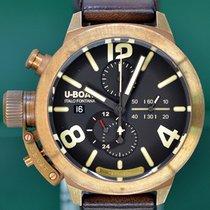 U-Boat Classico 8063 Πολύ καλό Μπρούντζος 45mm Χρονογράφο Ελλάδα, Athens