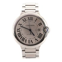 Cartier Ballon Bleu 42mm Steel 42mm Silver United States of America, New York, New York