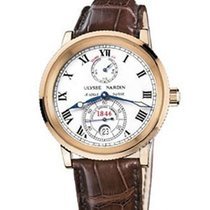 Ulysse Nardin Marine 266-77/40GR Very good 38mm Automatic