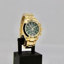Rolex 116508 Or jaune 2020 Daytona 40mm nouveau