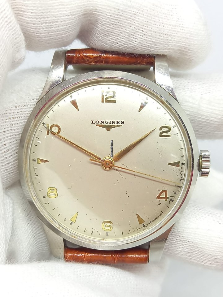 Longines 5045.14 1950 pre-owned