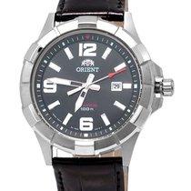 Orient (オリエント) チタン クォーツ ブラック アラビアインデックス 43mm 新品