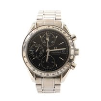 Omega N/A Steel Speedmaster Date 37mm pre-owned United States of America, New York, New York