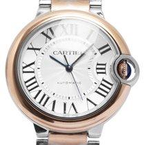 Cartier Ballon Bleu neu 2020 Automatik Uhr mit Original-Box und Original-Papieren 3754