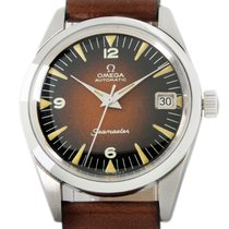 Omega Seamaster Steel 34mm Brown United States of America, Utah, Draper