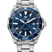 TAG Heuer Aquaracer Lady Steel 43mm Blue No numerals United States of America, Florida, Boca Raton