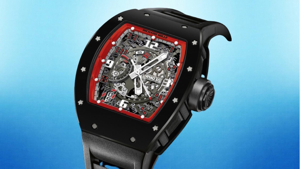 Richard Mille RM 030 RM030 2017 pre-owned