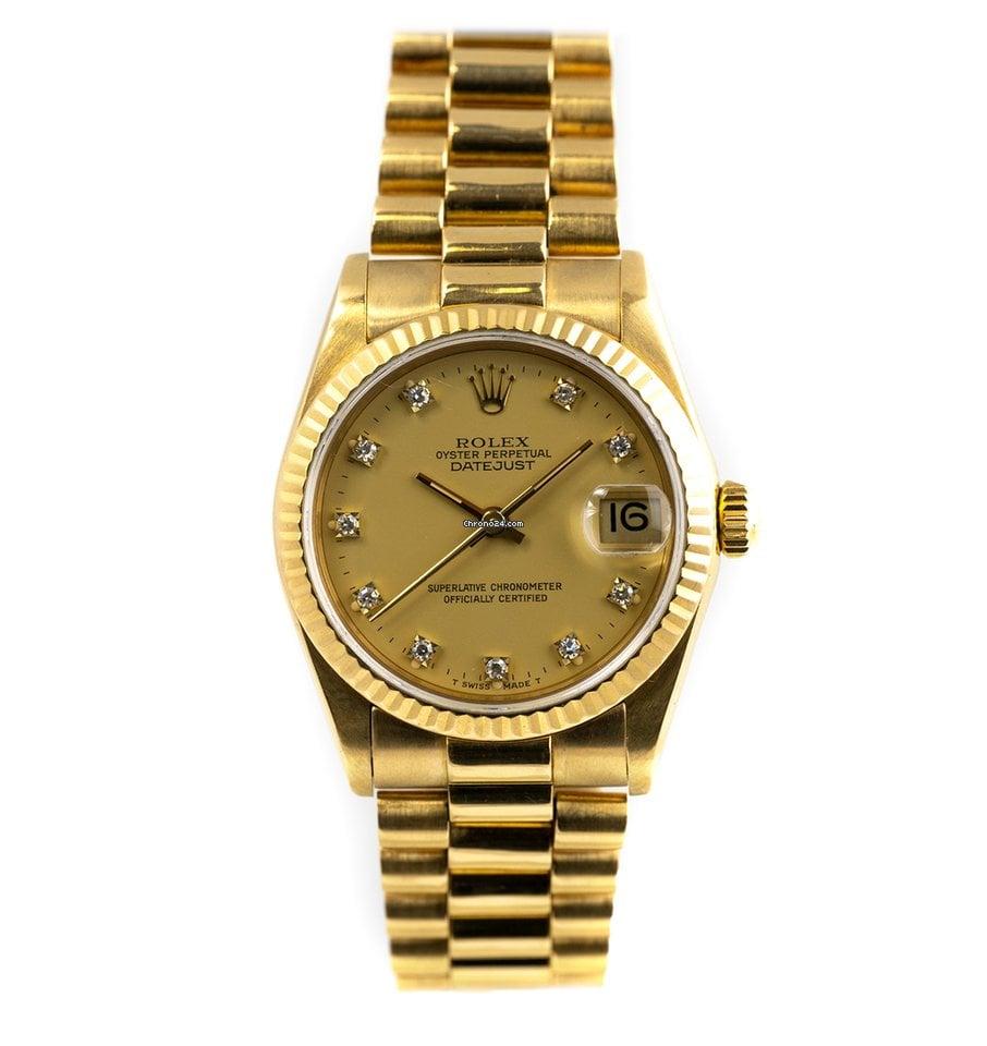 Rolex Datejust 31 68278 1984 używany