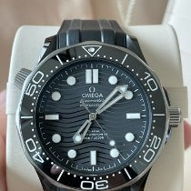 Omega Seamaster Diver 300 M Keramik 43.5mm Sort Ingen tal Danmark, Copenhagen S