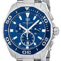 TAG Heuer Aquaracer 300M Steel 43mm Blue No numerals United States of America, Florida, Boca Raton