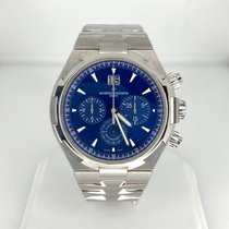 Vacheron Constantin Overseas Chronograph Steel 42mm Blue No numerals United States of America, Pennsylvania, Philadelphia