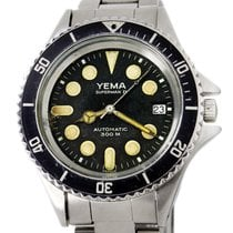 Yema Steel 39mm Automatic YSUP2018A-AMS pre-owned United States of America, Utah, Draper