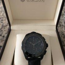 TAG Heuer Aquaracer 300M Titanium 43mm Black No numerals United States of America, Tennesse, Nashville