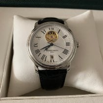 Frederique Constant Classics Heart Beat Steel 40mm Silver United States of America, Alabama, Johnson City