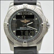 Breitling Aerospace Avantage Titanium 42mm Black