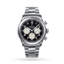 Breitling Navitimer 8 Steel 43mm Black Arabic numerals United States of America, Florida, Boca Raton