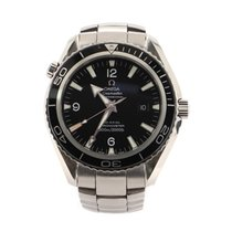Omega N/A Steel 2010 Seamaster 45mm pre-owned United States of America, New York, New York