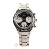 Omega Speedmaster Racing Steel 40mm Black United States of America, New York, New York