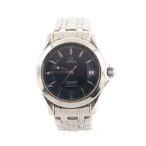 Omega N/A Steel Seamaster 36mm pre-owned United States of America, New York, New York