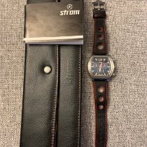 Strom 42mm Quartz CR09-03 pre-owned
