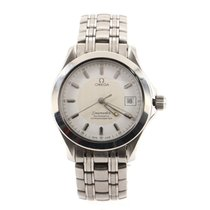 Omega N/A Steel 1999 Seamaster 36mm pre-owned United States of America, New York, New York