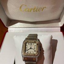 Cartier Золото/Cталь 29mm Автоподзавод 136722 подержанные Россия, Самара