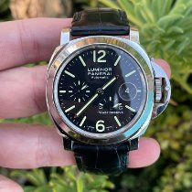 Panerai Luminor Power Reserve Steel 44mm Black Arabic numerals United States of America, California, Los Angeles