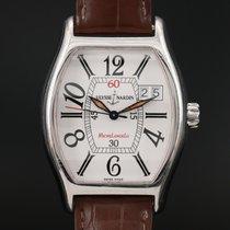 Ulysse Nardin Michelangelo Steel 35mm White Arabic numerals United States of America, Indiana, Zionsville