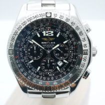 Breitling B-2 Steel 44mm Black