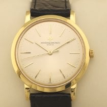 Vacheron Constantin Yellow gold 34mm Manual winding 6044 pre-owned
