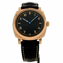 Panerai Radiomir 1940 3 Days pre-owned Black