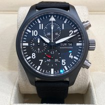 IWC IW389101 Ceramic 2020 Pilot Chronograph Top Gun 44.5mm pre-owned United States of America, Texas, Dallas