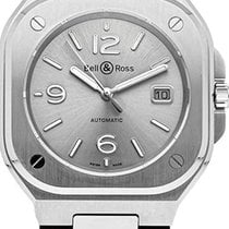 Bell & Ross BR 05 Steel 40mm Grey Arabic numerals United States of America, Texas, Houston