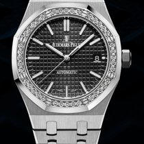 Audemars Piguet Royal Oak Lady new 2021 Automatic Watch with original box and original papers 15451ST.ZZ.1256ST.01