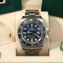 Rolex Sea-Dweller Deepsea Steel 44mm Blue No numerals United States of America, California, Los Angeles