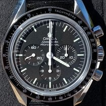 Omega 311.30.42.30.01.006 Steel 2018 Speedmaster Professional Moonwatch 42mm pre-owned United States of America, New York, BROOKLYN