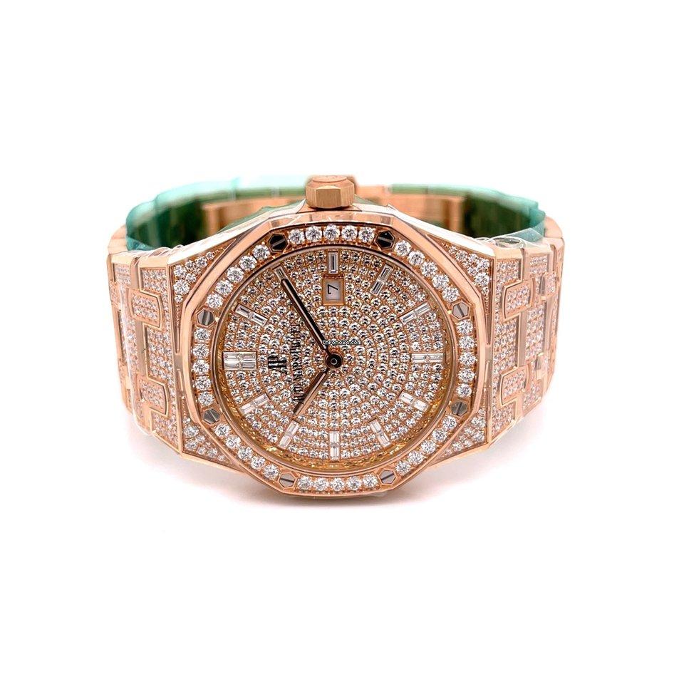 Audemars Piguet Royal Oak Lady 67652OR.ZZ.1265OR.01 2021 new