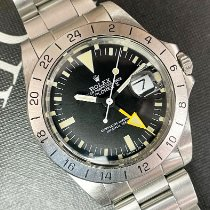Rolex 1655 Steel 1979 Explorer II 40mm pre-owned United States of America, California, Pasadena