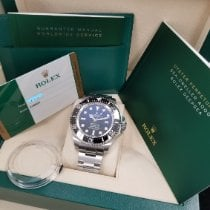 Rolex Sea-Dweller Deepsea new 2017 Automatic Watch with original box and original papers 116660