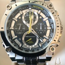 Bulova Steel 46.5mm Quartz 96B175 pre-owned United States of America, New Jersey, Pequannock