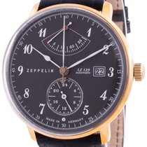 Zeppelin Gold/Steel 40mm Automatic Z70642 new Singapore