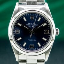 Rolex Air King Precision Steel 34mm Arabic numerals United States of America, Massachusetts, Boston
