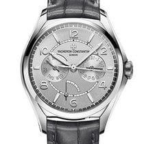 Vacheron Constantin Fiftysix Steel 40mm Silver Arabic numerals United States of America, California, Newport Beach