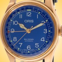 Oris Big Crown Pointer Date new Automatic Watch with original box 01 754 7741 3185-SET
