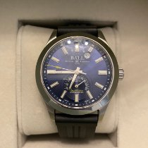 Ball Engineer III pre-owned 42mm Date Rubber