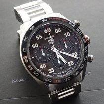 TAG Heuer CBN2A1F.BA0643 Steel 2021 Carrera Porsche Chronograph Special Edition 44mm new