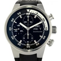 IWC Aquatimer Chronograph Steel 42mm Arabic numerals